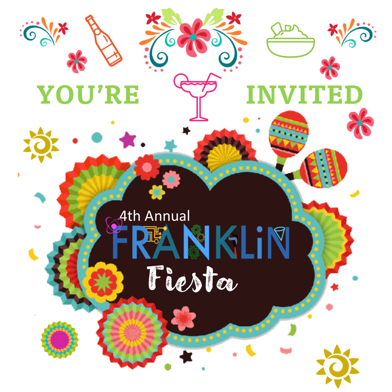 You're Invited to the 4th Annual Franklin Fiesta
